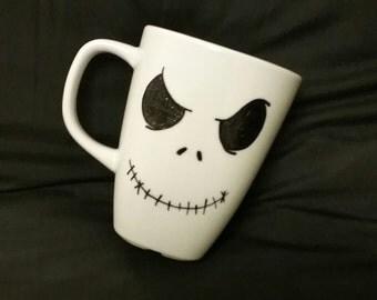 The Nightmare before COFFEE - Mug