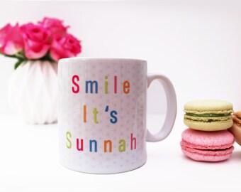 Smile its Sunnah Islamic Mug