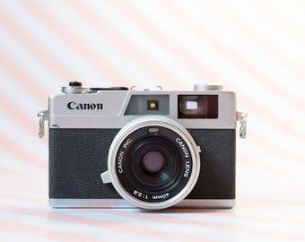 Canon Canonet 28 Analog Camera
