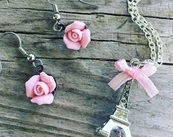 Paris - jewelry set