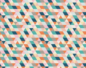 Geometric from Ava Rose By Deena Rutter for Riley Blake Designs