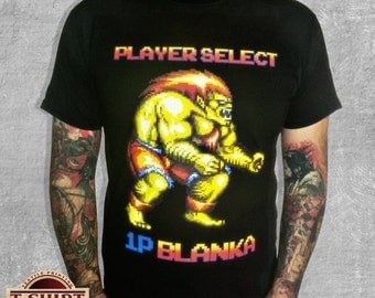 Street Fighter II: BLANKA!