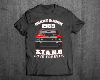 Ford Mustang Shirts, Mustang 1969 T shirts, Shelby shirts Cars t shirts, men tshirts, women t shirts, muscle car shirts, cars decal, Mustang