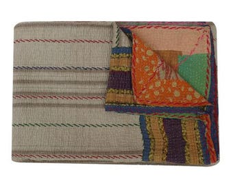Vintage Kantha Quilts - Beautiful Indian Vintage Kantha Quilts, Gudari, Throw, and Ralli at amazing  price
