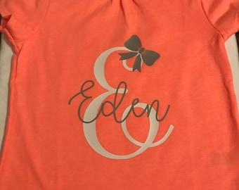 Full Name Monogram Shirt