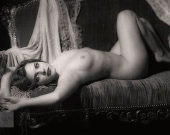 Syrie Moskowitz Nude No. 6197