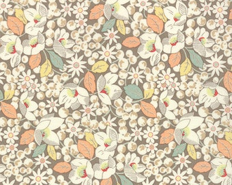 Moda Strawberry Fields Revisited Quilt Fabric 1/2 Yard By Fig Tree & Co Stone  20265 18