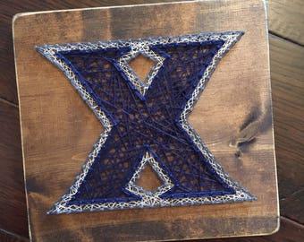 Xavier String Art