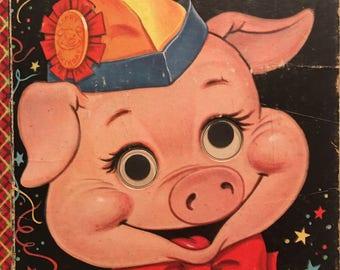 Bonnie Blinky Book Tubby's Birthday Party