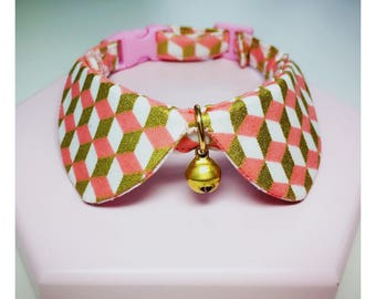 THE BASIC STYLE of  Pet collar for cat, tiny dog, small dog