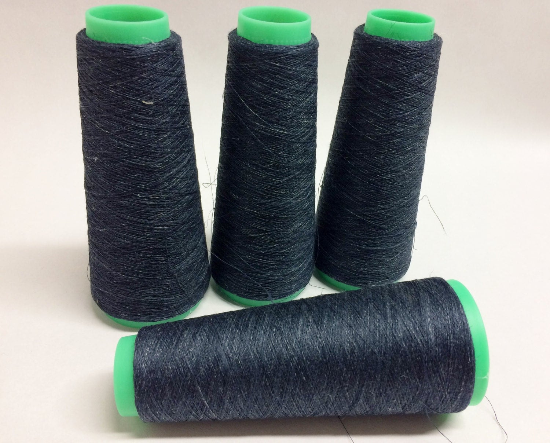 Machine Knitting Yarn Australia : Grams ply linen yarn on cone