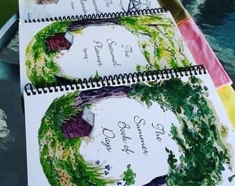 Spring 2017 Book of Days