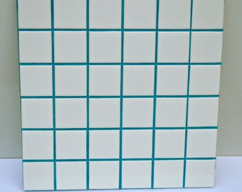 St. Martins Teal, UnSanded Grout with pigment added. Shipping Included.! Tile Grout Colors