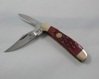 Vintage Two Blade Pocket Knife