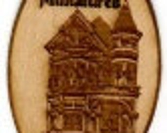 1:12 Dollhouse Miniatures Shop Sign DI SP114