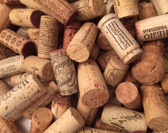 Destash wine cork, Natural Wine Corks, Cork Supply, Upcycle Cork,  Real Wine Corks, Craft Supply, Art Supply, Wedding Supply,