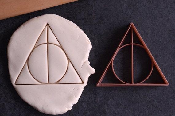 Emporte-pièce Harry Potter Reliques de la Mort
