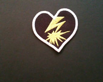 Bad brains patch. Punk patch. Embroidered patch. Patches.