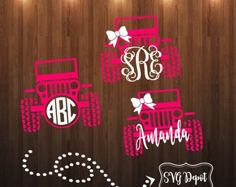 Monograms svg, svg file,  svg, dxf file, cricut design space file, silhouette studio file, digital file, instant download