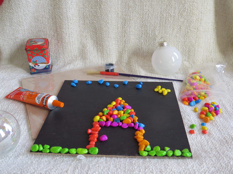 Mosaic Art Kit For Kids
