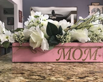 Mothers Day Flower Box
