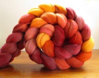 Lock of wool spinning and felting Macomerinos 128 gr