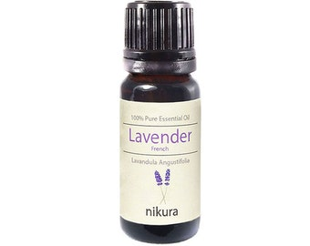 100% Pure Lavender (French) Essential Oil 10ml