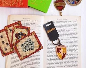 Gryffindor Keychain