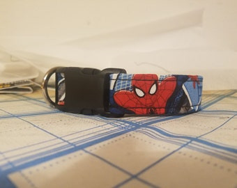 Spiderman medium 1 inch