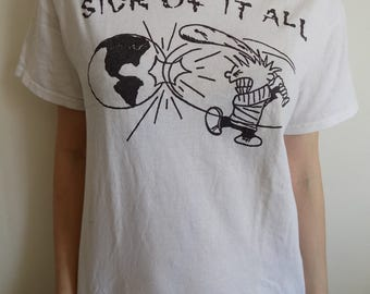 ON SALE!!! Sick Of It All T-shirt