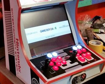 Bartop Arcade multicade thousands of games Multicade MAME
