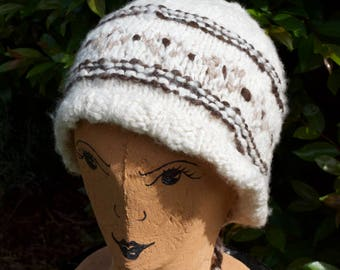 Hand-made Merino Wool Beanie