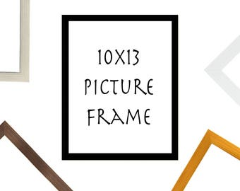 10x13 custom picture frame