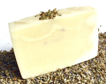 White Lavender Soap