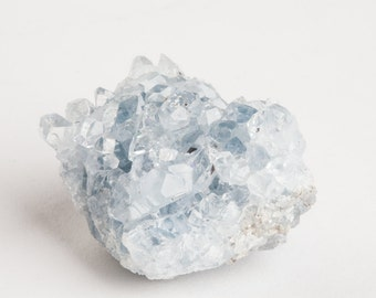 Celestite | Celestite Crystal | Celestite Cluster | Celestine | Celestite Geode | Raw Celestite | Raw Crystal | Healing Crystals | CEL06
