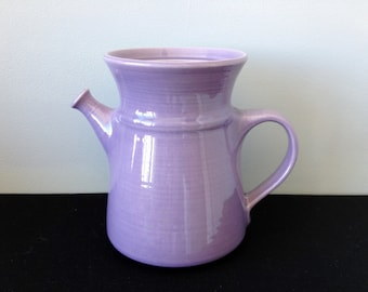 Metlox Colorstax Lilac Coffee Pot (No Lid)