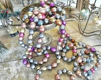 XXL antique Garland, chain...