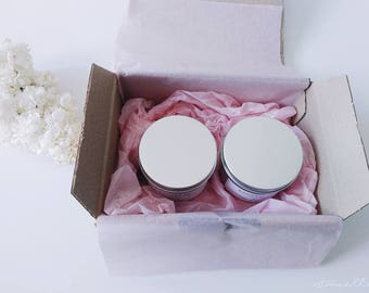 Box 2 natural candles