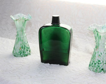 Green bottle GUERLAIN 1930 (lustral water)