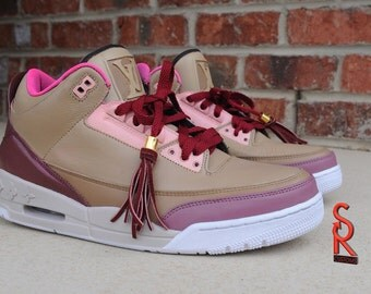 Custom Sneakers (Jordans, NMD, Air Force 1, etc.) All sizes---**Customer provides shoes**