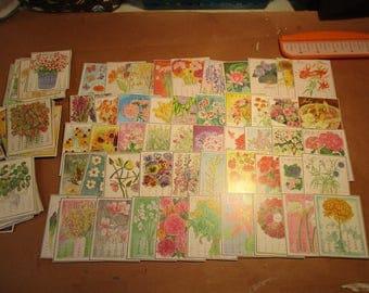 Calendar month artwork, miniature calendar artwork, tags, cardstock-type tags