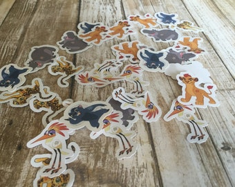 Lion Guard Confetti ( 100 pieces)
