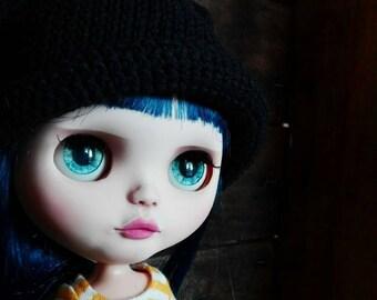Little one 34, custom blythe doll, original takara Can Can Cat sbl, licca body