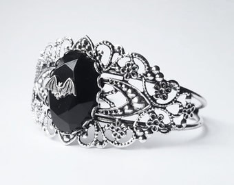 Bat Jewel Bangle