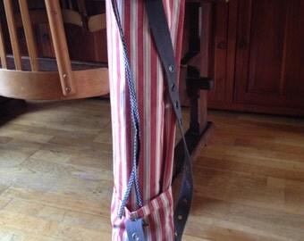 Extra tall yoga mat bag