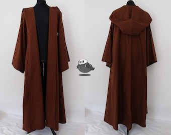 Jedi Robe (Obi-Wan Kenobi & Anakin Skywalker versions), Star Wars Cosplay Costume