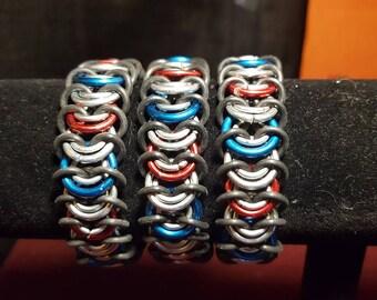 USA / Cubs Vertebrae Bracelet