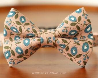 Adelia Cat Bow Tie Collar
