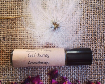 Grief Journey - Aromatherapy - Botanical Perfume
