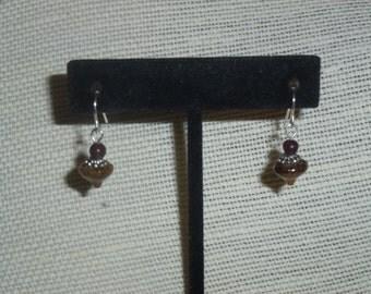 Acorn Earrings #92